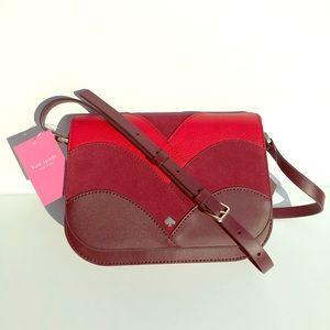 Kate Spade Medium Flap Shoulder Bag Patchwork